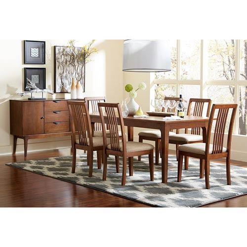 Mid-Mod Rectangular Dining Table