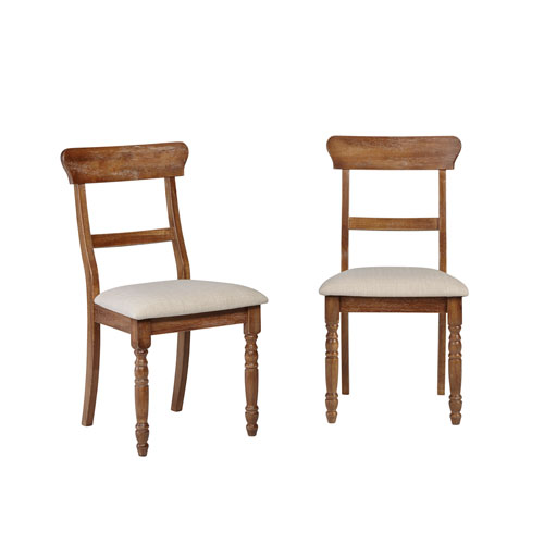 Driftwood Dining Chair, Set of 2