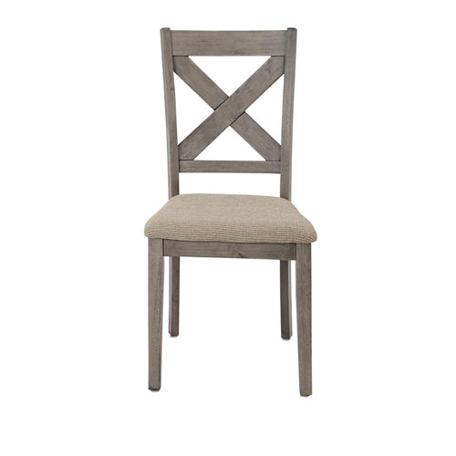 Progressive Furniture Saxton Mystic Gray Dining Chairs