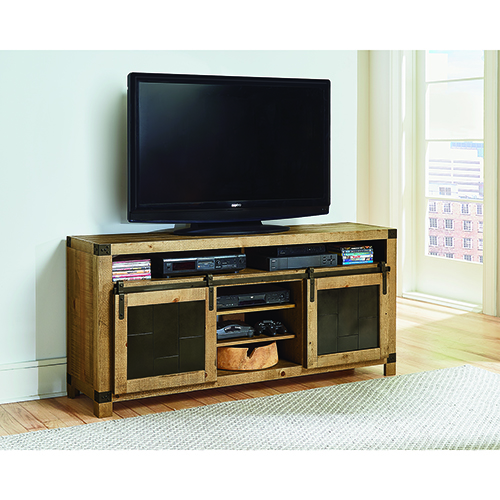 Mojo 64 Inch Driftwood Console