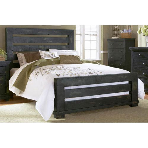 Willow King Slat Headboard