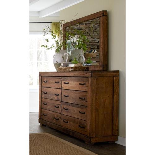 Maverick Drawer Dresser and Mirror