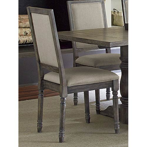 Muses Upholstered Back Chair- Set of 2