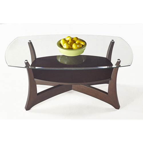 Progressive Furniture Abacoa Rectangular Cocktail Table
