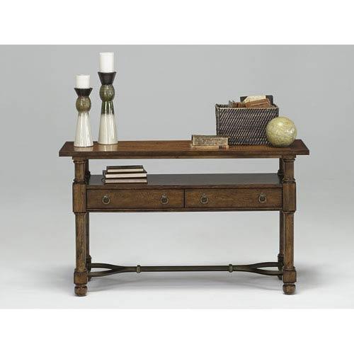 Progressive Furniture Medium Birch Sofa Console Table