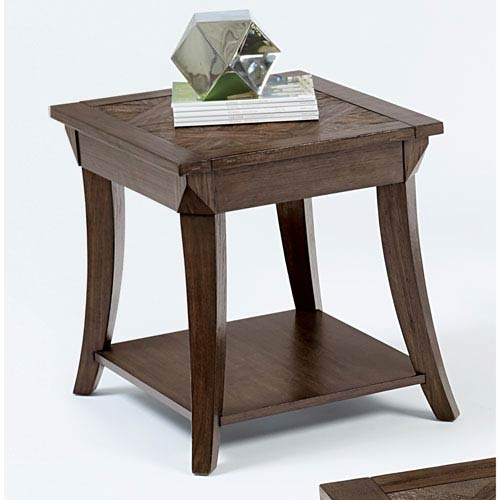 Appeal l Rectangular End Table