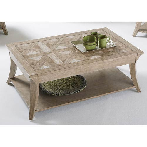 Progressive Furniture Appeal l Rectangular Cocktail Table