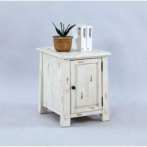 Willow Chairside Cabinet