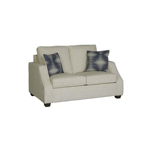 Progressive Furniture Hadley Ivory Loveseat
