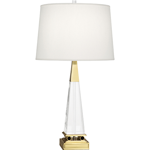 Crystal column table lamp bellacor bellacor featured item 2067685 aloadofball Choice Image