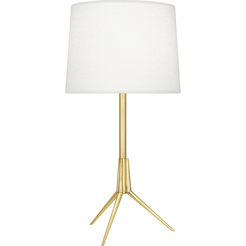 Martin Modern Brass 28-Inch One-Light Table Lamp