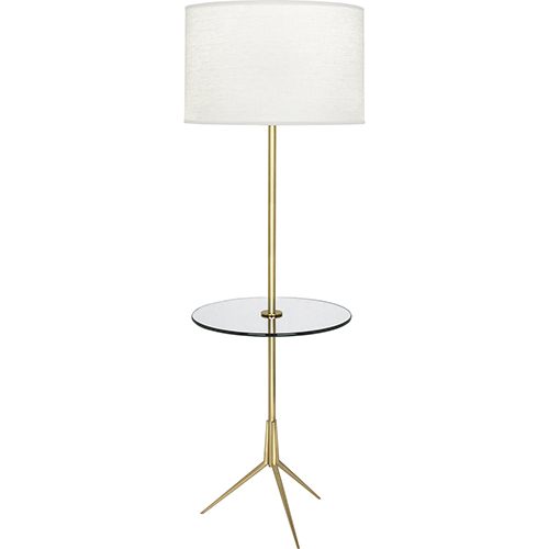 Martin Modern Brass 60-Inch One-Light Floor Lamp