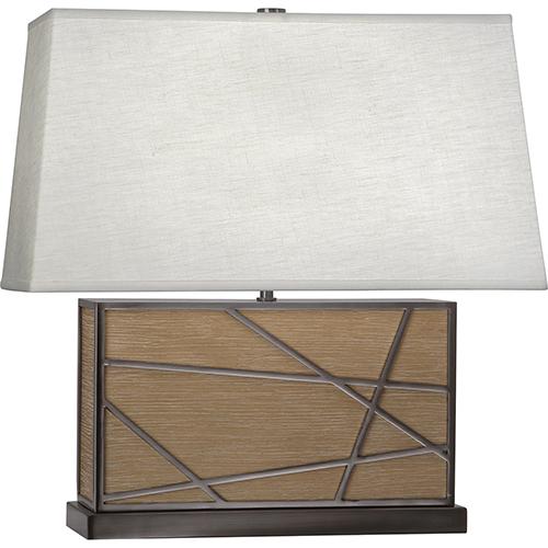 Black Wood Table Lamp Bellacor