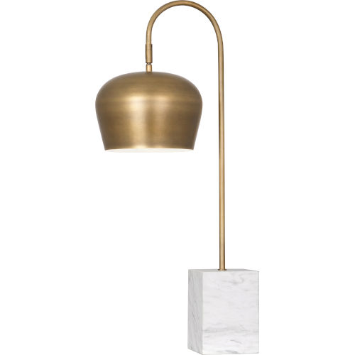 Rico Espinet Bumper Warm Brass One-Light Table Lamp