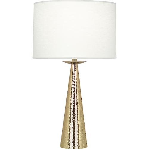 Dal Modern Brass 30-Inch One-Light Table Lamp