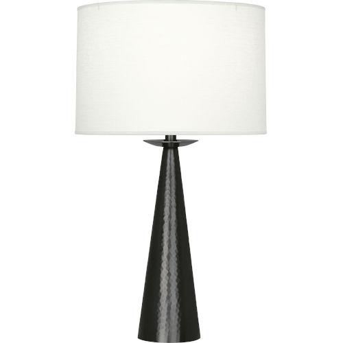 Robert Abbey Dal Deep Patina Bronze 30-Inch One-Light Table Lamp