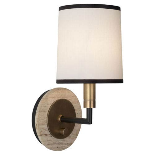 Axis Aged Brass One-Light Sconce