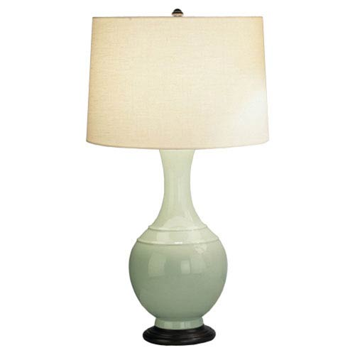 Edgar Celadon One-Light Table Lamp