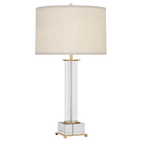 Williamsburg Finnie Brass One-Light Table Lamp