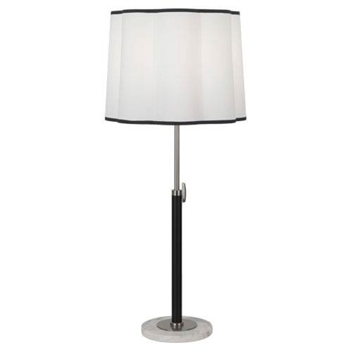 Axis Blackened Antique Nickel One-Light Table Lamp