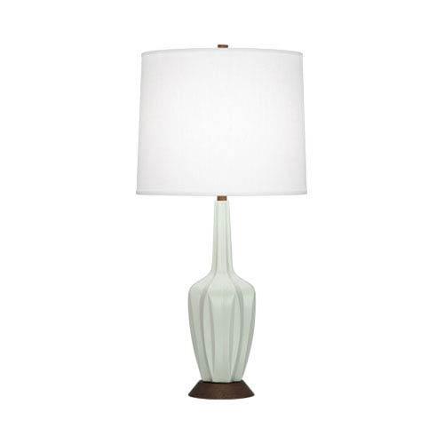 Cecilia Matte Celadon 31.5-Inch One-Light Table Lamp