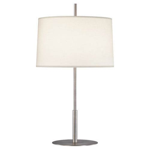 Echo Stainless Steel 30-Inch One-Light Table Lamp