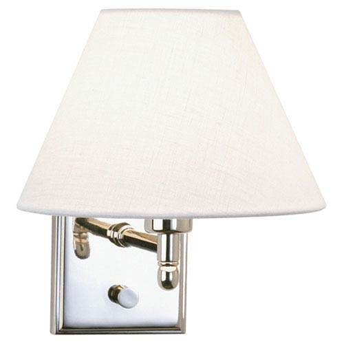 Meilleur Polished Nickel One-Light Sconce