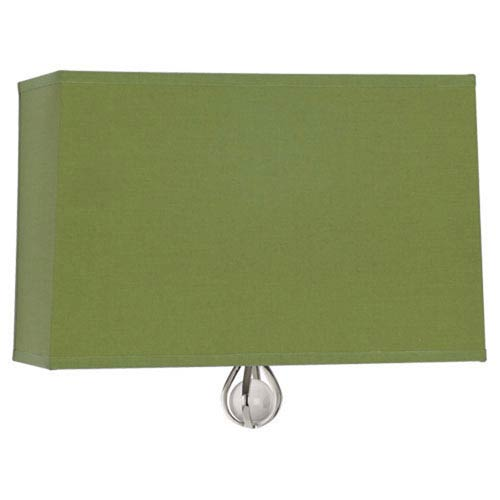 Williamsburg Custis Polished Nickel One-Light Sconce