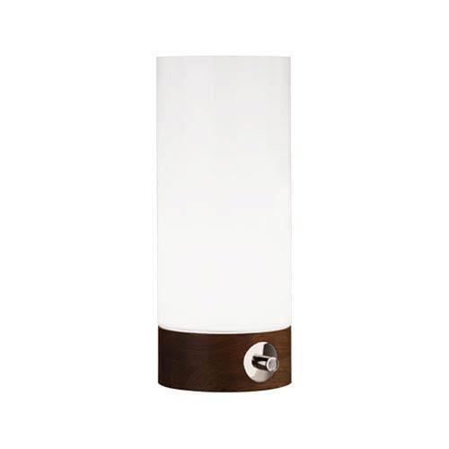 Jonathan Adler Capri Cased White Glass 14.5-Inch One-Light Table Lamp