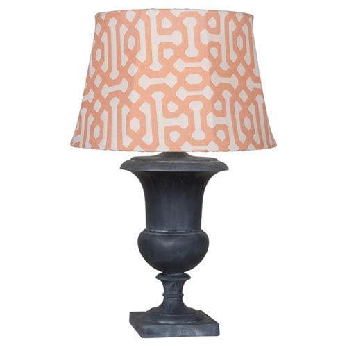 Helena Al Fresco Zinc One-Light Table Lamp
