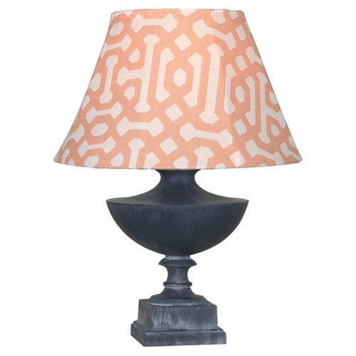 Freya Al Fresco Zinc One-Light Table Lamp