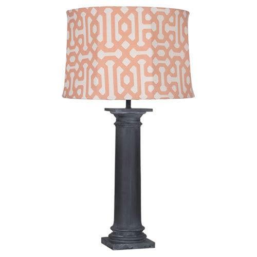 Phoebe Al Fresco Zinc One-Light Table Lamp