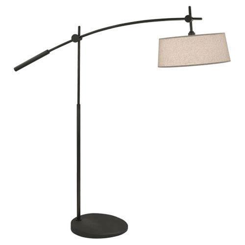 Rico Espinet Miles Deep Patina Bronze Two-Light Floor Lamp