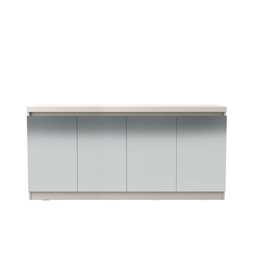 Viennese Off White 63-Inch Sideboard