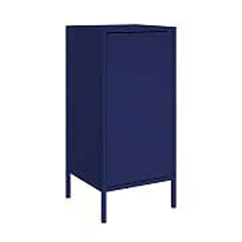 Blue 13-Inch Cabinet