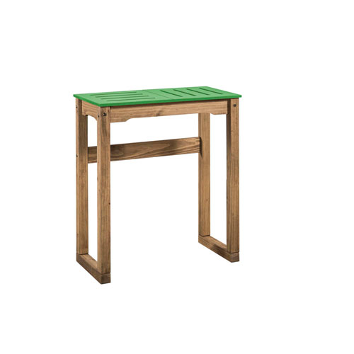 Stillwell Green Bar Table