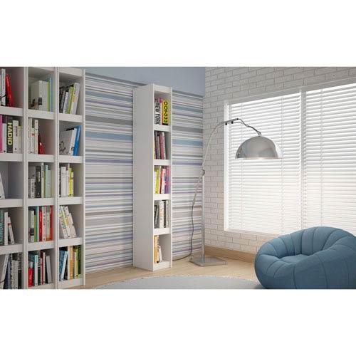Parana White Bookcase
