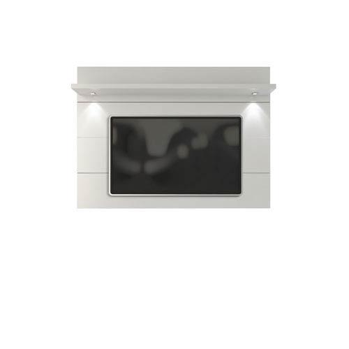 Cabrini White Gloss TV Panel