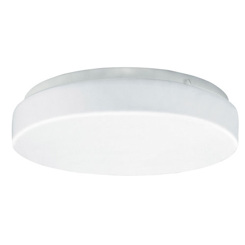 AFX Cirrus White 19-Inch LED Energy Star Flush Mount