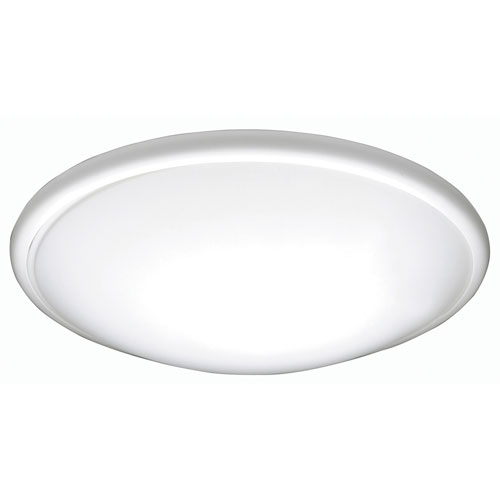 AFX Capri White 35W 2700K LED Energy Star Flush Mount