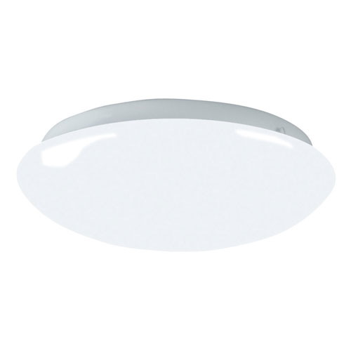 Camden White 17W 3000K LED Energy Star Flush Mount