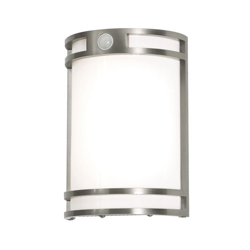 Elston LED Outdoor Wall Sconce with Dusk to Dawn Sensor
