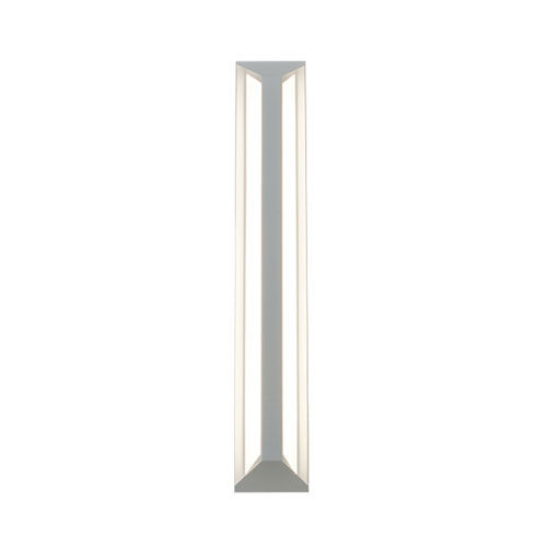 Fulton White 24-Inch LED Wall Sconce
