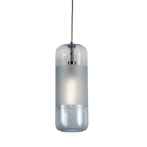 Hermosa Aqua One-Light Mini Pendant