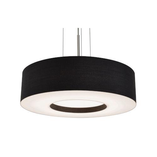 Montclair Satin Nickel LED Pendant