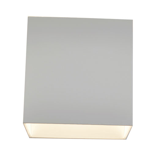 Zoe White 120/277V LED Wall Sconce