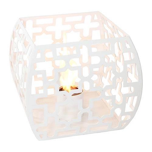 Marakesh Lantern in White