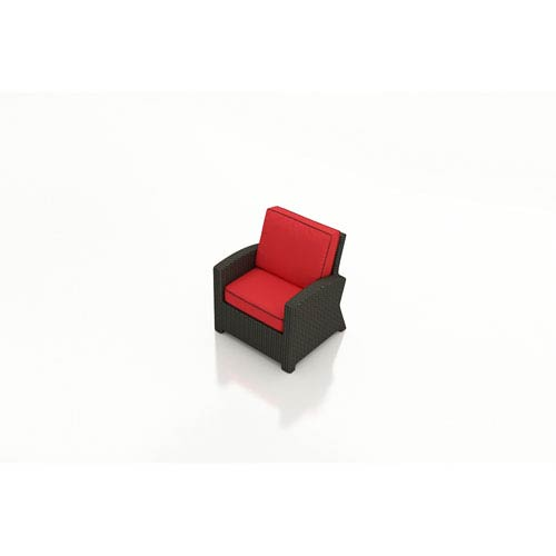 Barbados Ebony Club Chair