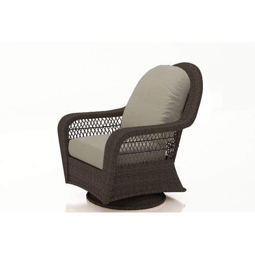 Forever Patio Catalina High Back Swivel Glider Chair