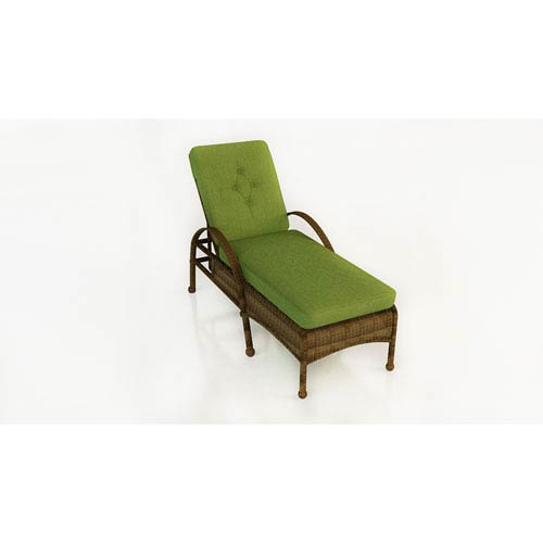 Forever Patio Rockport Single Adjustable Chaise Lounge